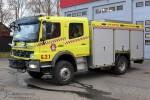 Eidsvoll - Øvre Romerike brann og redning - HLF - G.2.1 (a.D.)