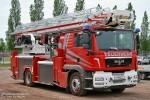 MAN TGM 18.340 - Metz Aerials - B32