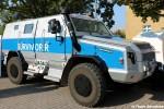Rheinmetall - Survivor R 4x4 - geschützter Sonderwagen