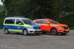 SH - FF & THW Pinneberg - KdoW & PKW-OV