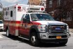 FDNY - EMS - Ambulance 213 - RTW