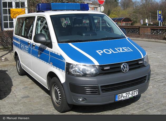 BP27-877 - VW T5 - FuStW