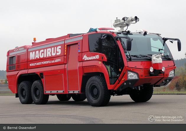 Iveco - Magirus - FLF Dragon x6
