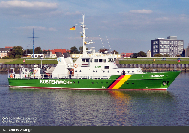 Zollkreuzer Hamburg