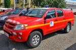 Carcassonne - SDIS 11 - MZF Allrad - VLHR