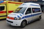 Bremen – Mediteam – VW T5 – KTW (HB-RD 451)