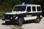 Travnik - Policija - JSP - FuStW
