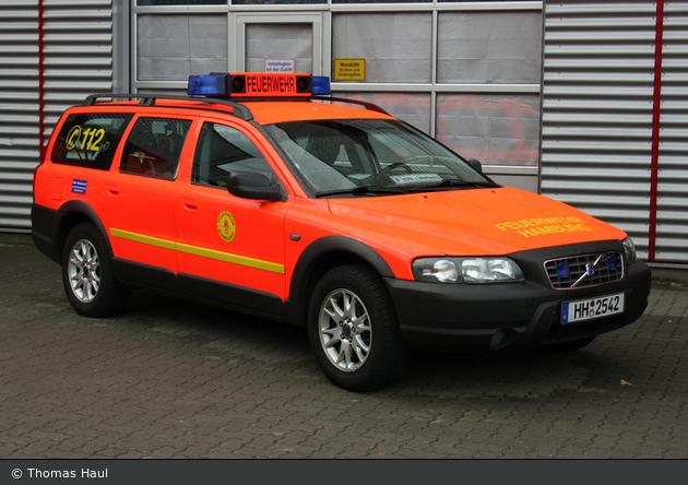 Florian Hamburg 14 Elbtunnel Süd VRW (HH-2542)