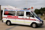 Hervey Bay - Queensland Ambulance Service - RTW