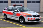 Oensingen - KaPo Solothurn - Schwertransportbegleitfahrzeug