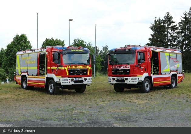 BY - FF Feilitzsch & FF Tauperlitz - HLF 20