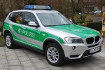 R-PR 496 - BMW X3 - FuStW