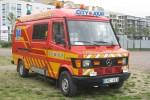 Malmö Ambulansservice Cityjour (a.D.)