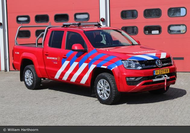 Beverwijk - Brandweer - MZF - 12-2302