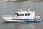 "Basel - KaPo Basel-Stadt - Polizeipatrouillenboot ""Basilea II"""