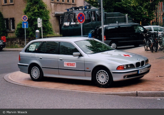 BePo - BMW 5er Touring - NEF
