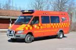 Falun - Räddningstjänsten Dala Mitt - GW-Taucher - 2 25-2066