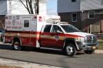 FDNY - EMS - Driver Training Unit 145 - Fahrschul-RTW