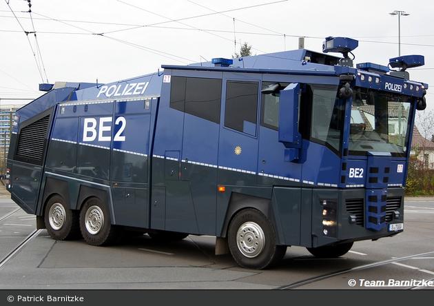 B-7000 - MB Actros 3341 - WaWe 10