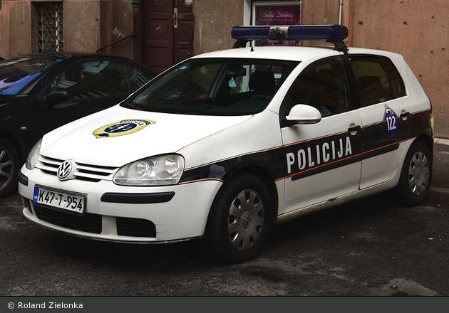 Sarajevo - Policija - FuStW