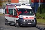 Milano - Croce Rossa Italiana - RTW