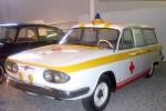 Tatra T 603 A - Tatra - KTW (Prototyp)
