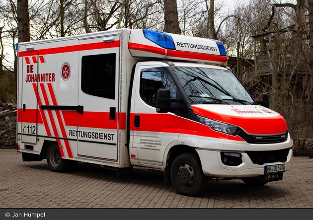 Florian Hamburg RTW (HH-JU 5434)