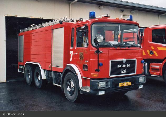 Akureyri - Slökkvilið - GTLF - 61-135 (a.D.)