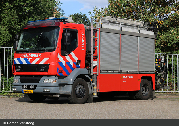 Waadhoeke - Brandweer - RW-Kran - 02-4871