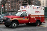 FDNY - Manhattan - Thawing Unit 76 - GW-Auftau