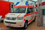 VW Transporter T5 - WAS - KTW