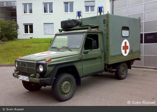 MB G-Modell - KrKw - Bruchsal (a.D.)
