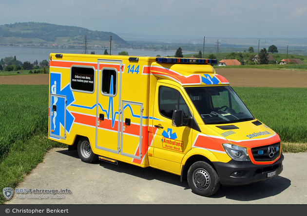 Murten - Ambulanz Murten - RTW - Adrian 31