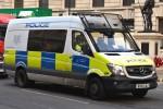 London - Metropolitan Police Service - GruKw - BWK