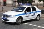 Moskau - Polizija - FuStW
