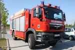 Erding - Feuerwehr - Geräterüst