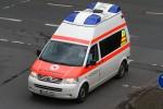 Rettung Ennepe 04 KTW 04