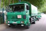 BePo - MB 1017 A - LKW