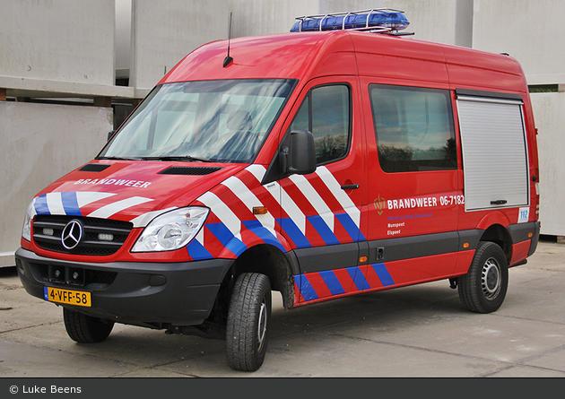 Nunspeet - Brandweer - MZF - 06-7182