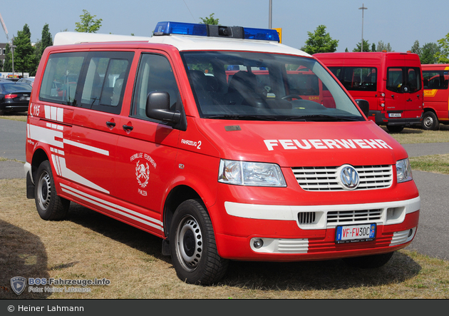 Pfalzen - FF - MTW