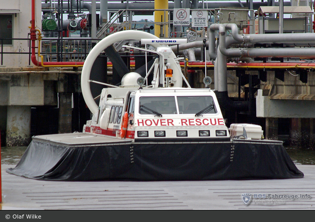 Singapur - AES - Hovercraft