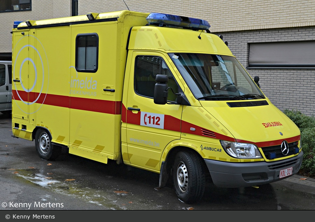 Bonheiden - Imeldaziekenhuis - RTW (a.D.)