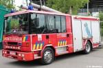 Eupen - Corps de Pompiers Industriels Câblerie d'Eupen - LF - 327