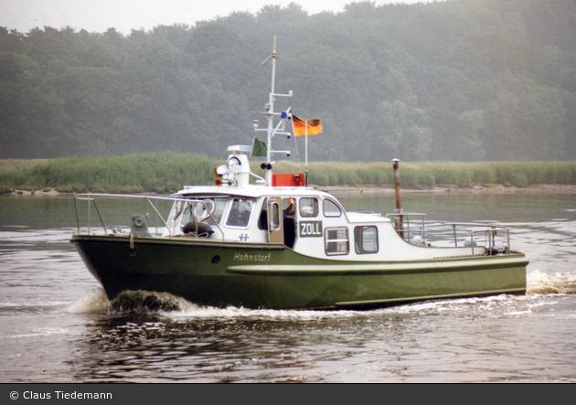 Zollboot Hohnstorf III - Hohnstorf (a.D.)