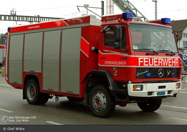 Strengelbach - FW - TLF (a.D.)