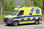 Bern - Sanitätspolizei - RTW - Sano 27