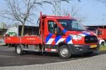 Geleen - Bedrijfsbrandweer Chemelot Chemiepark - MZF-Kran - 24-2508