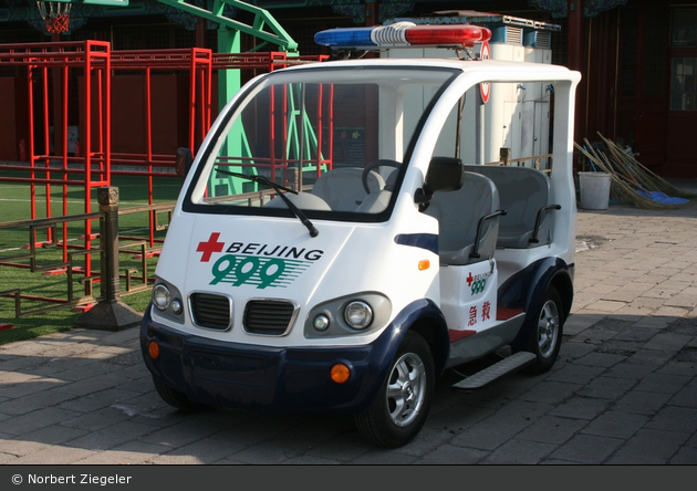 Beijing - Beijing 999 - Caddy