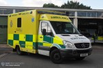 Newbury - South Central Ambulance Service - RTW - NA 310