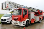 Kiel - Feuerwehr - DLK